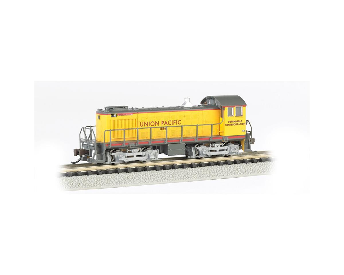 Bachmann Union Pacific #1156 ALCO S4 Switcher -DCC