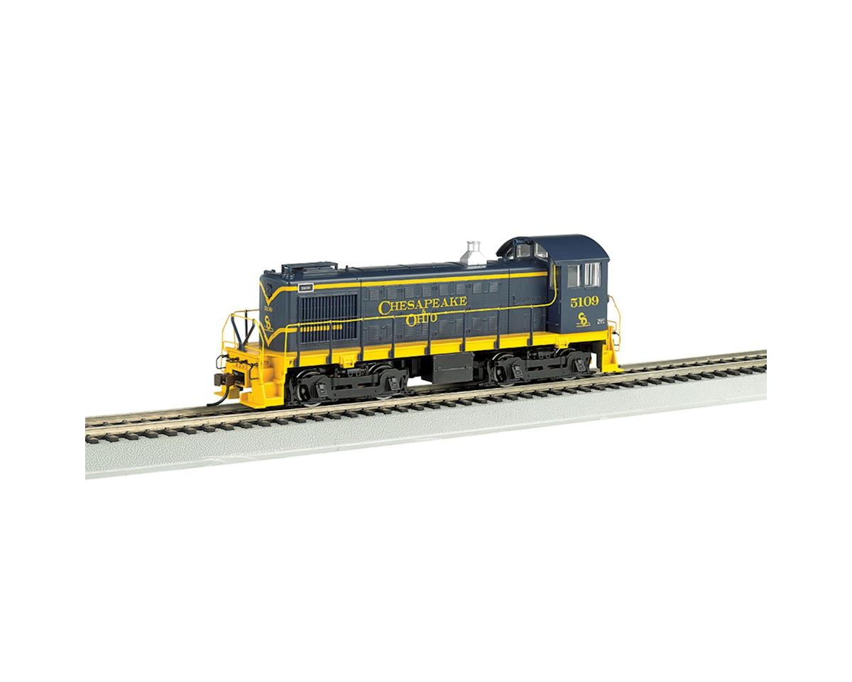 Bachmann HO S4 w/DCC & Sound Value, C&O