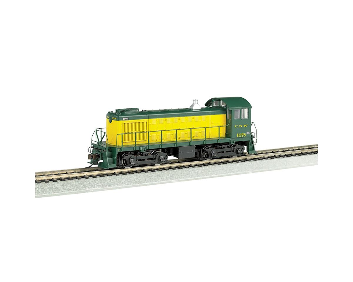 Bachmann HO S4 w/DCC & Sound Value, C&NW