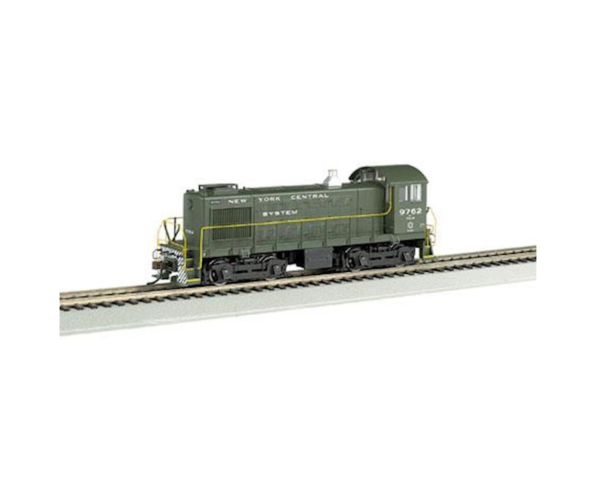Bachmann HO S4 w/DCC & Sound Value, NUC