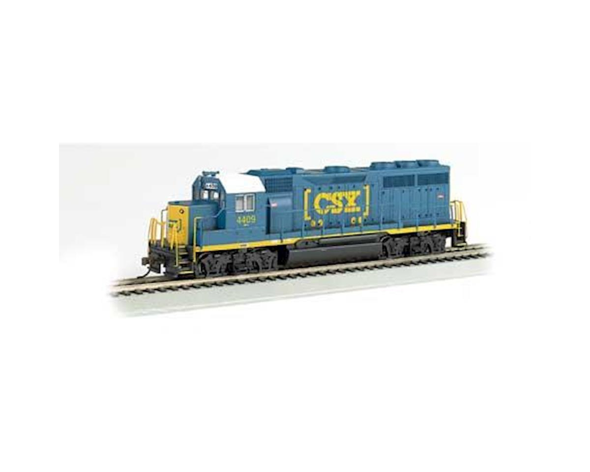 Bachmann HO GP40, CSX/Dark Future #4409