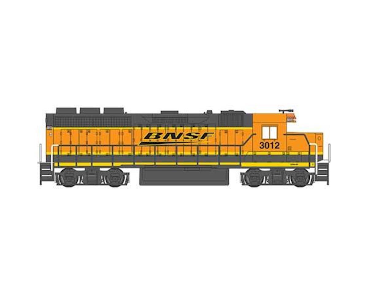 Bachmann HO GP40, BNSF #3012