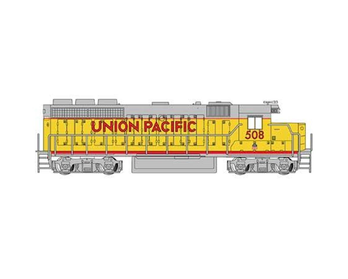 Bachmann N GP40, UP #508