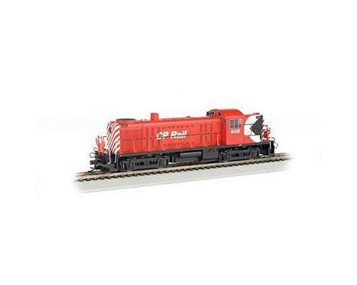 Bachmann HO RS3 w/DCC & Sound, CPR/Multimark #8438