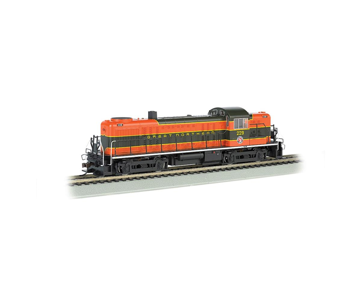 HO RS3 w/DCC & Sound Value, PRR by Bachmann