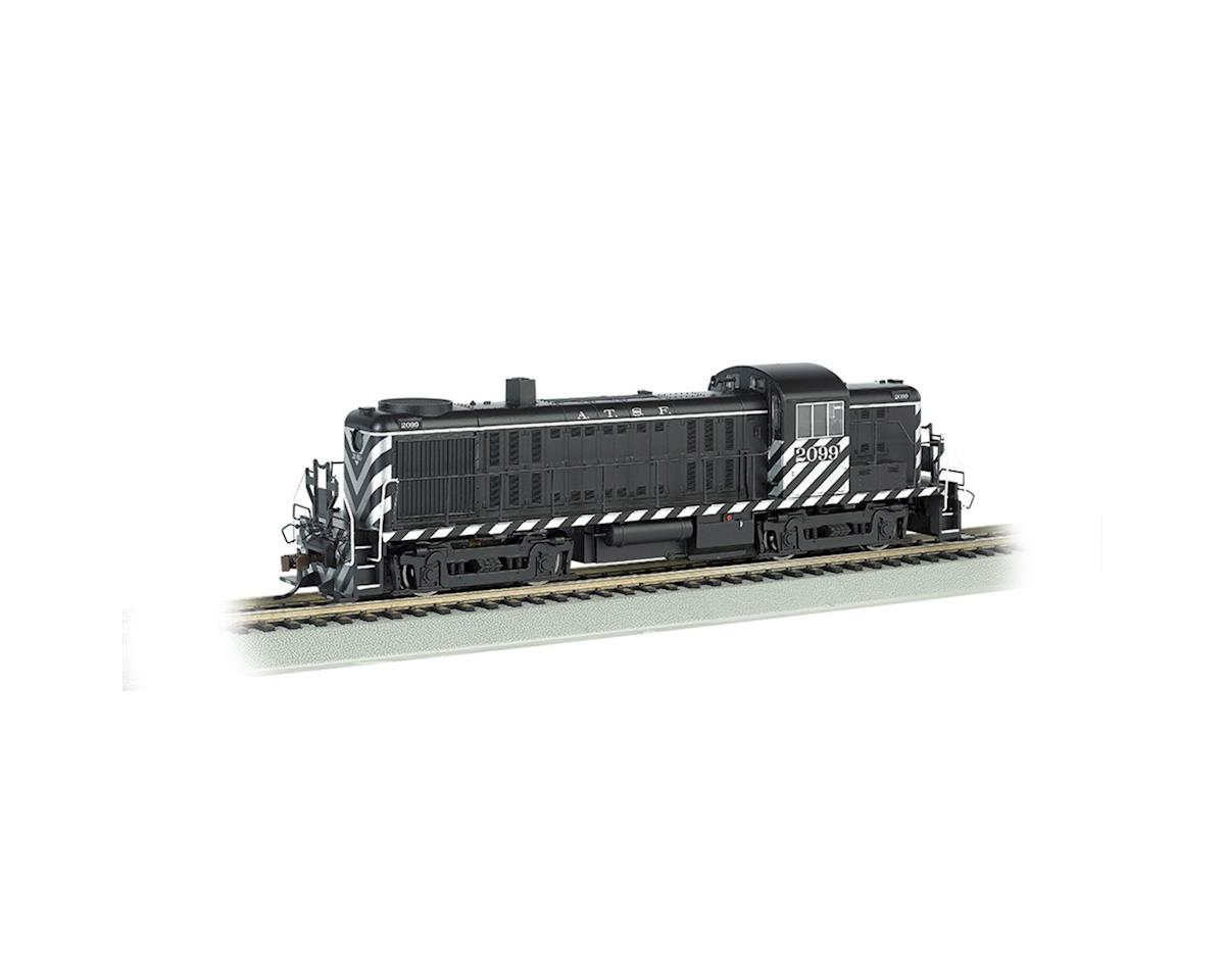 Bachmann HO RS3 w/DCC & Sound Value, SF