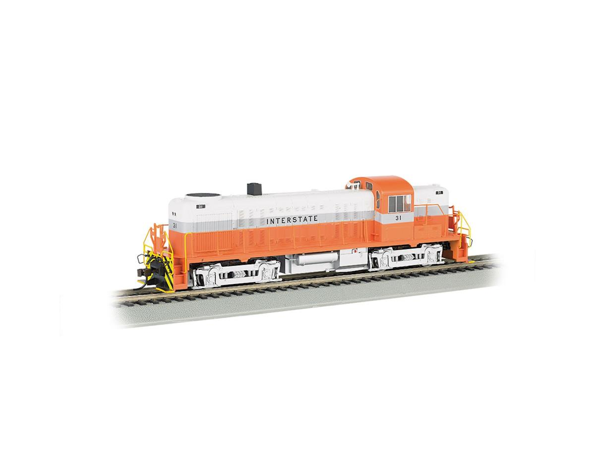 Bachmann HO RS3 w/DCC & Sound Value, Interstate