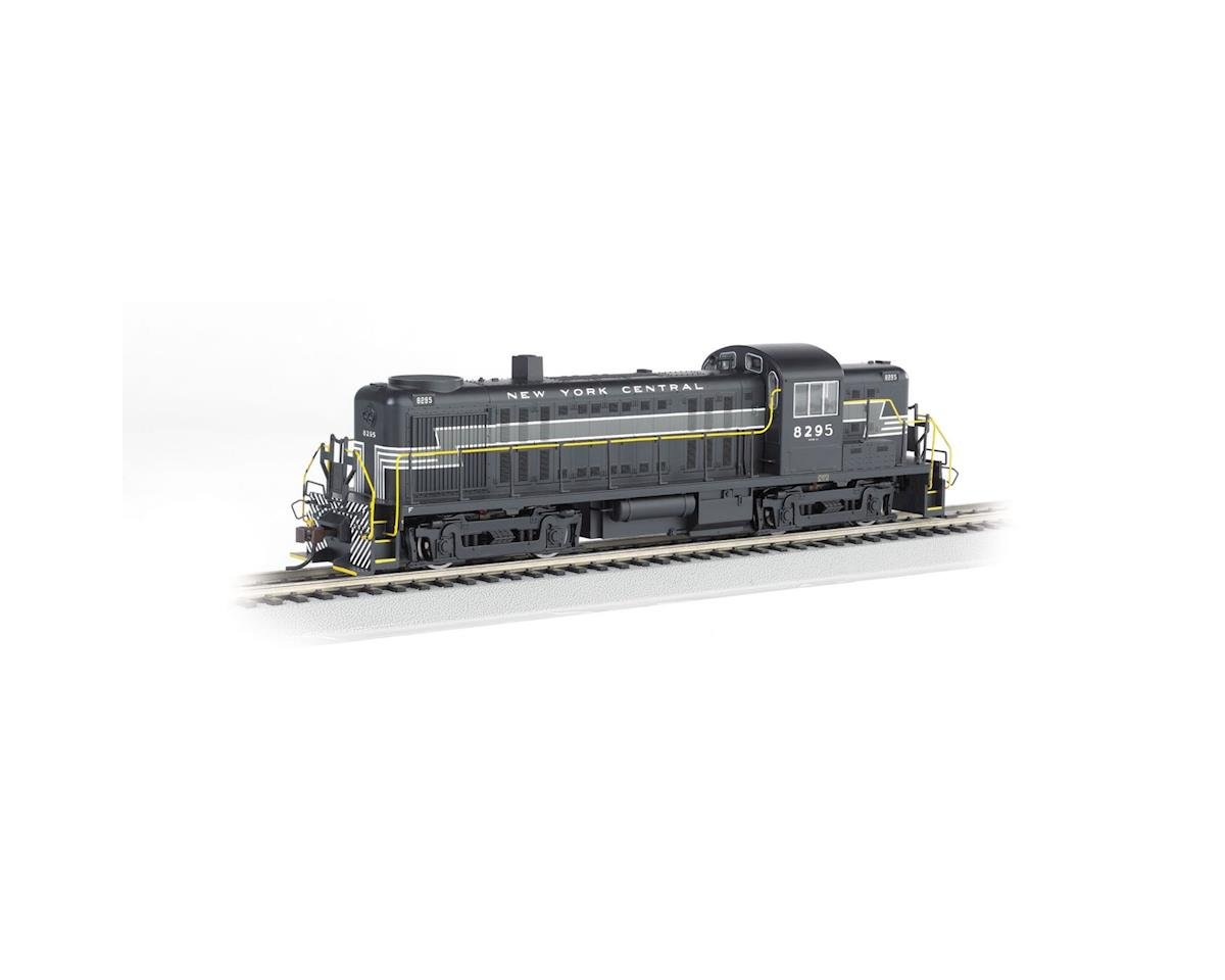 HO RS3 w/DCC, NYC #8295 by Bachmann