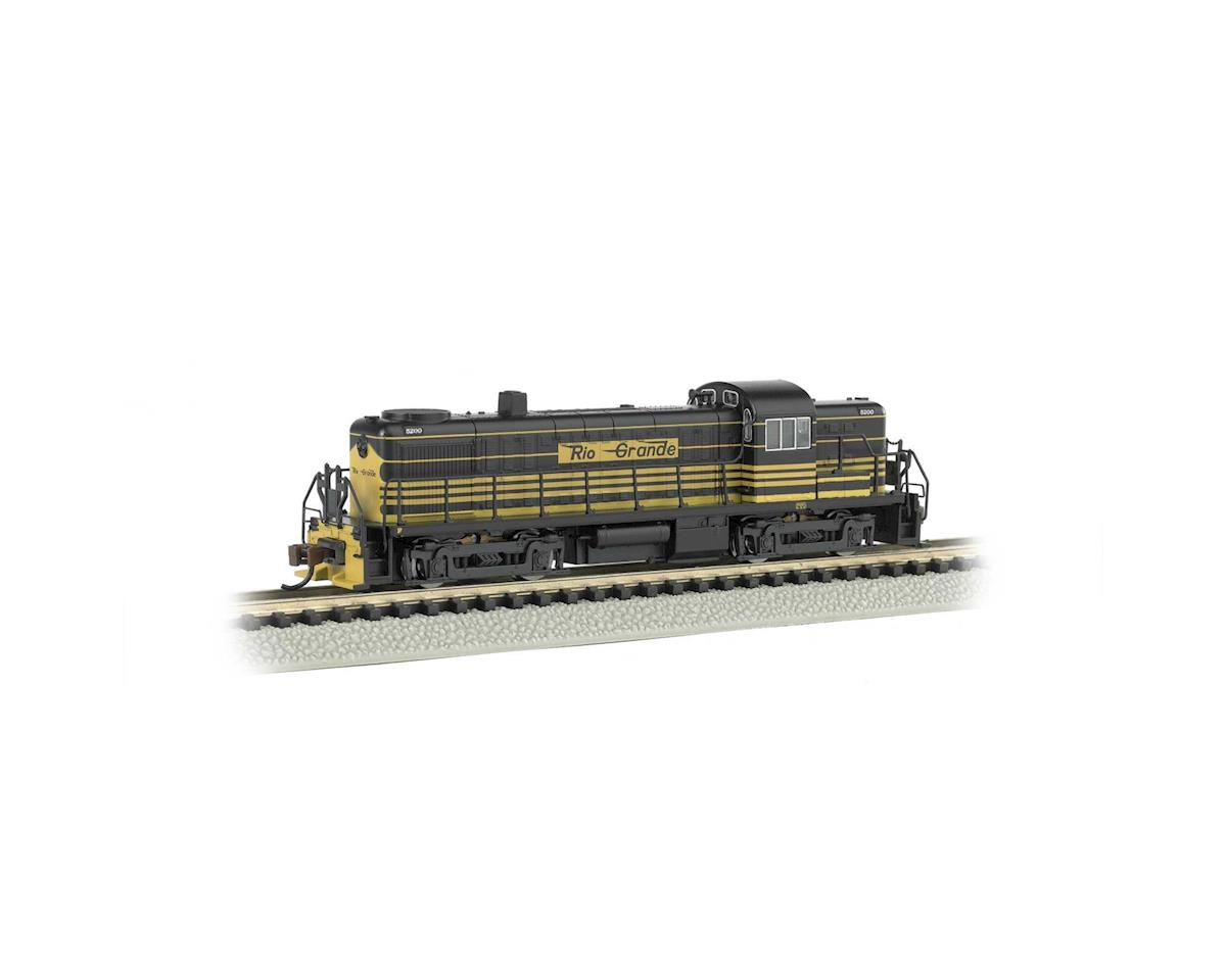 Bachmann N RS3 w/DCC, D&RGW/Early #5200