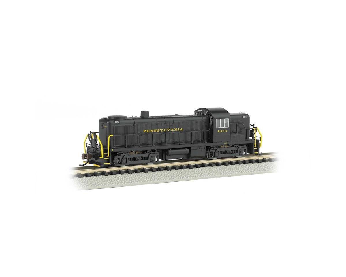N RS3 w/DCC, PRR #5604 by Bachmann