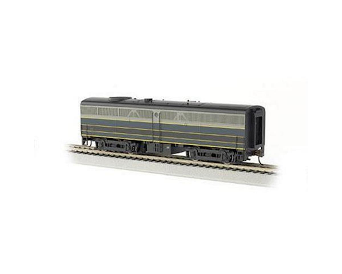 HO FB2 w/DCC & Sound, B&O by Bachmann