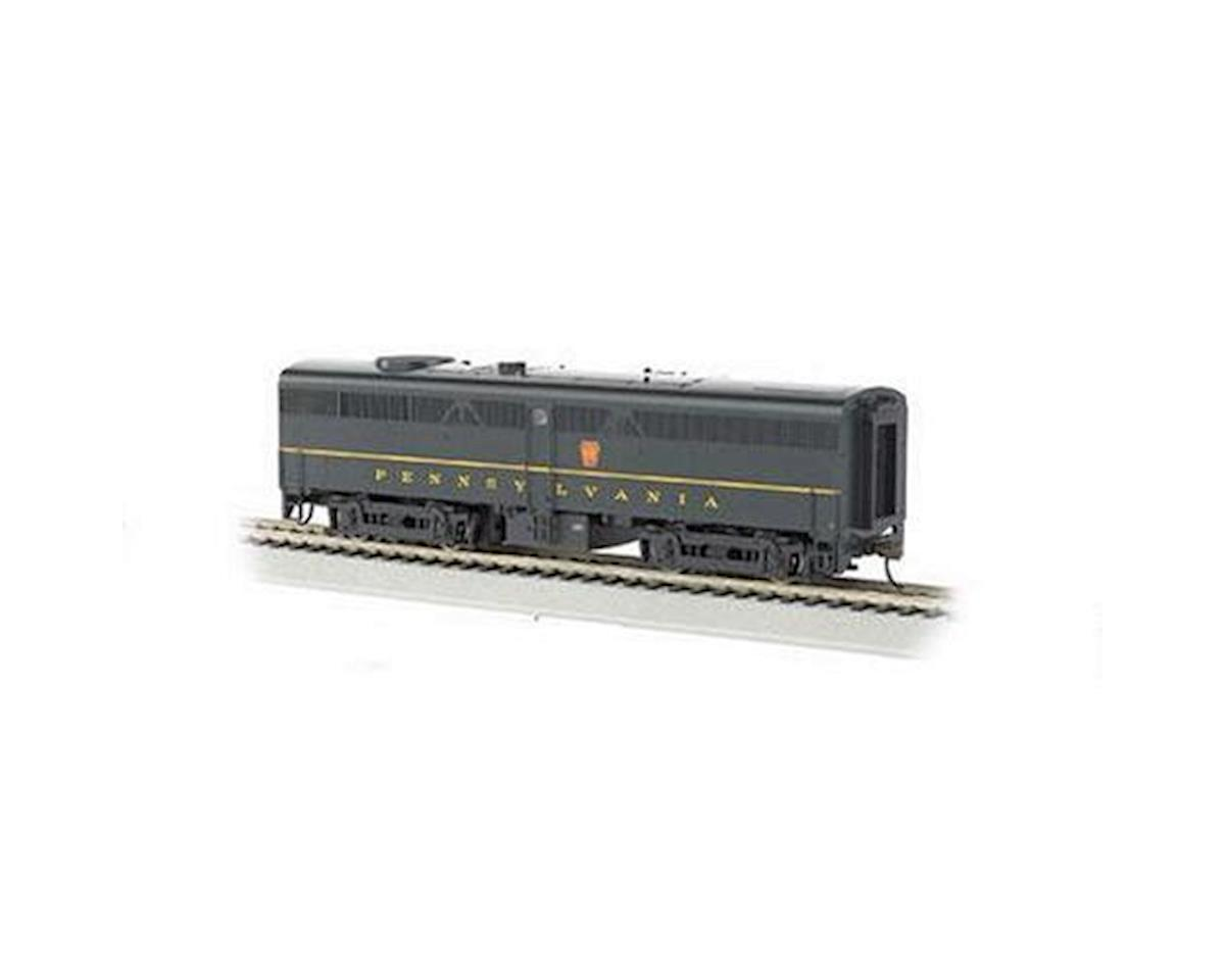 HO FB2 w/DCC & Sound, PRR by Bachmann