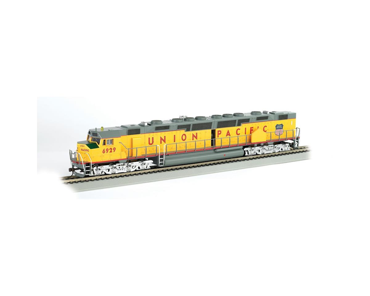 Bachmann HO DD40AX w/DCC & Sound, UP #6929
