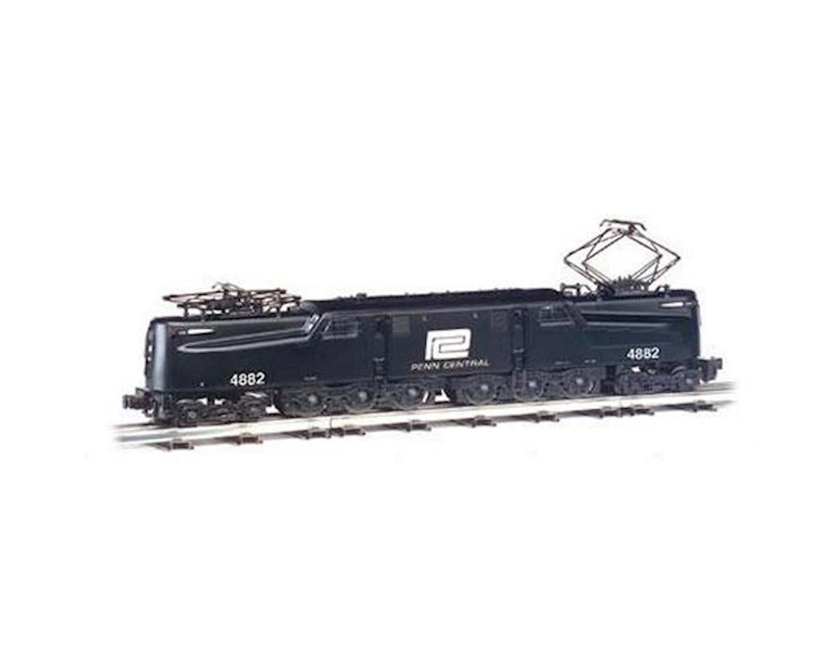 Bachmann HO GG1, PC/Black/White Lettering