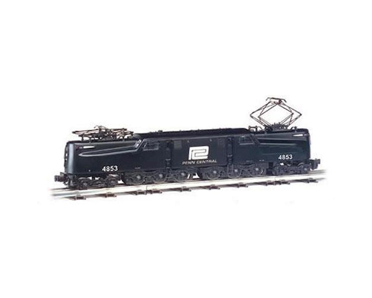 Bachmann HO GG1 w/DCC & Sound Value, PC/Black/Wh Lettering