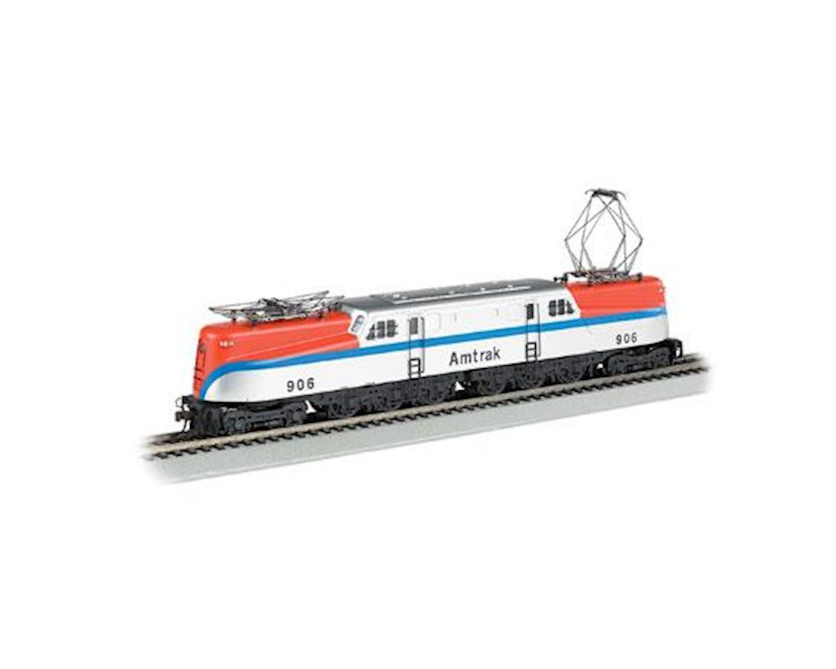 Bachmann HO GG1 w/DCC & Sound Value, Amtrak