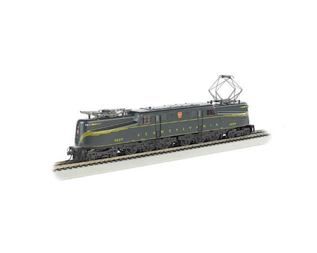 Bachmann HO GG1 w/DCC & Sound Value, PRR