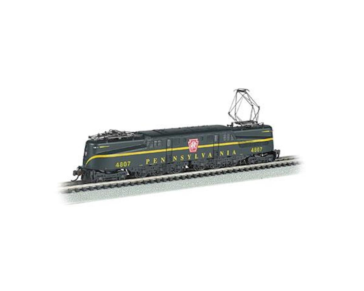 Bachmann N GG1 w/DCC & Sound Value, PRR/Green/1 Stripe