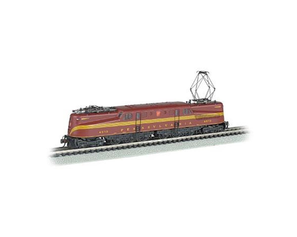 Bachmann N GG1 w/DCC & Sound Value, PRR/Tuscan/5 Stripe