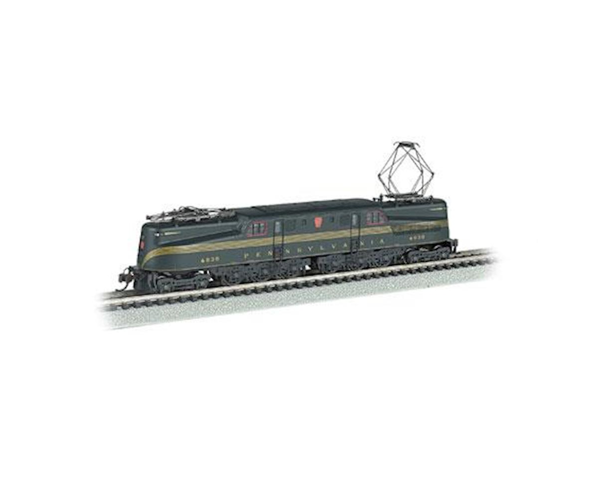 Bachmann N GG1 w/DCC&Sound Value, PRR/Blk Jack/Grn/5Stripe