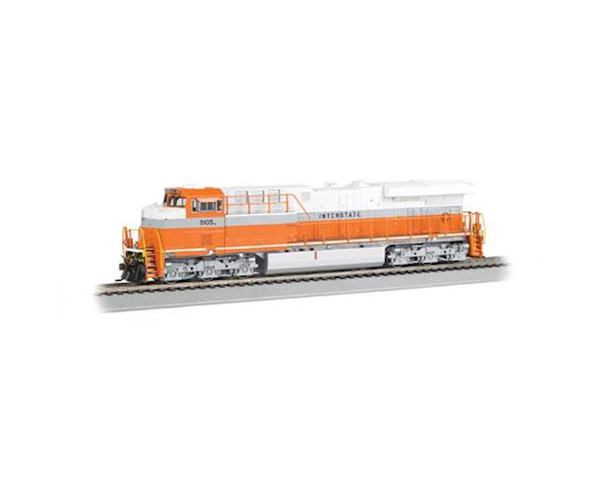 Bachmann HO ES44AC w/DCC & Sound Value, Interstate