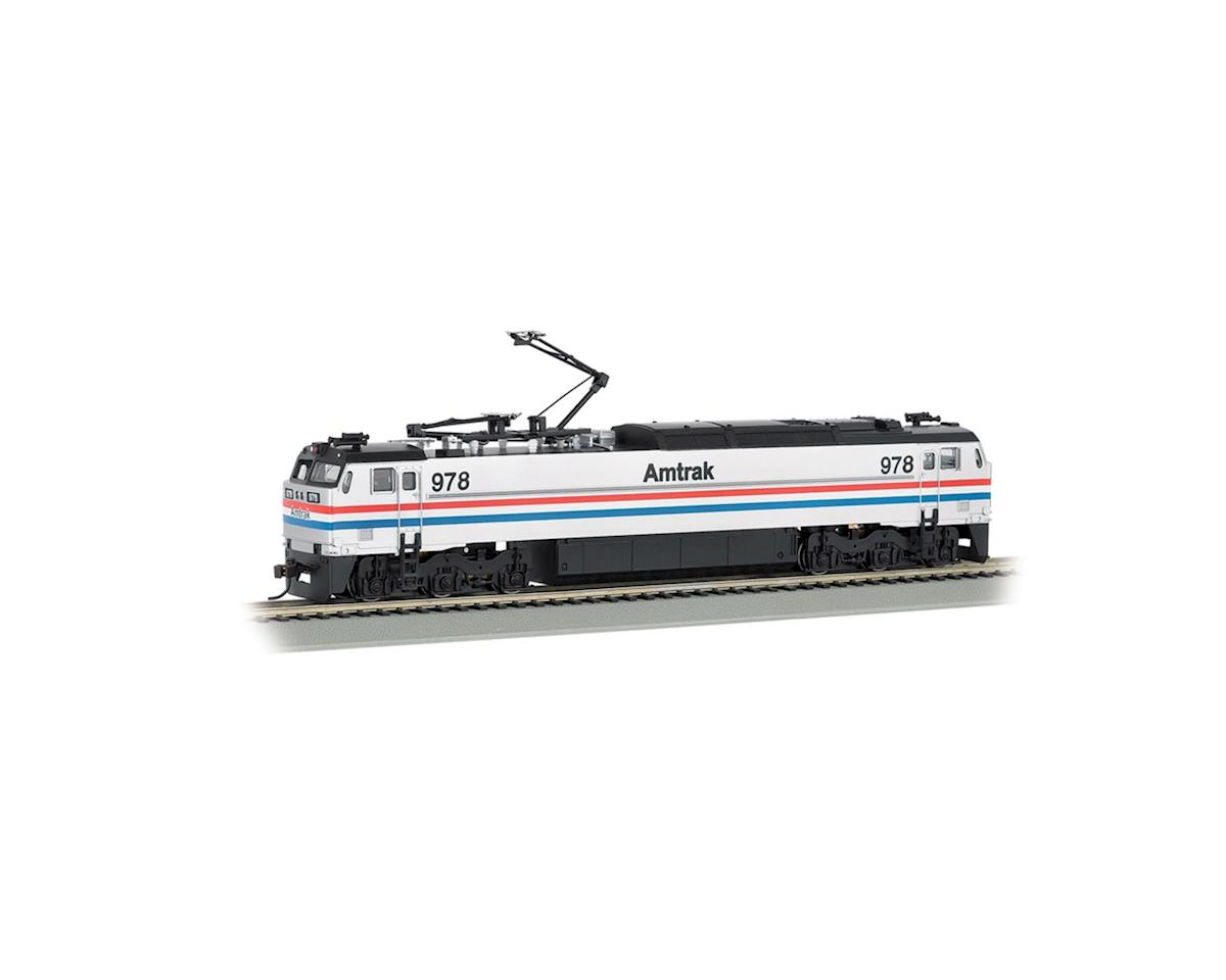 HO E60CP w/DCC, Amtrak/Phase II #978 by Bachmann