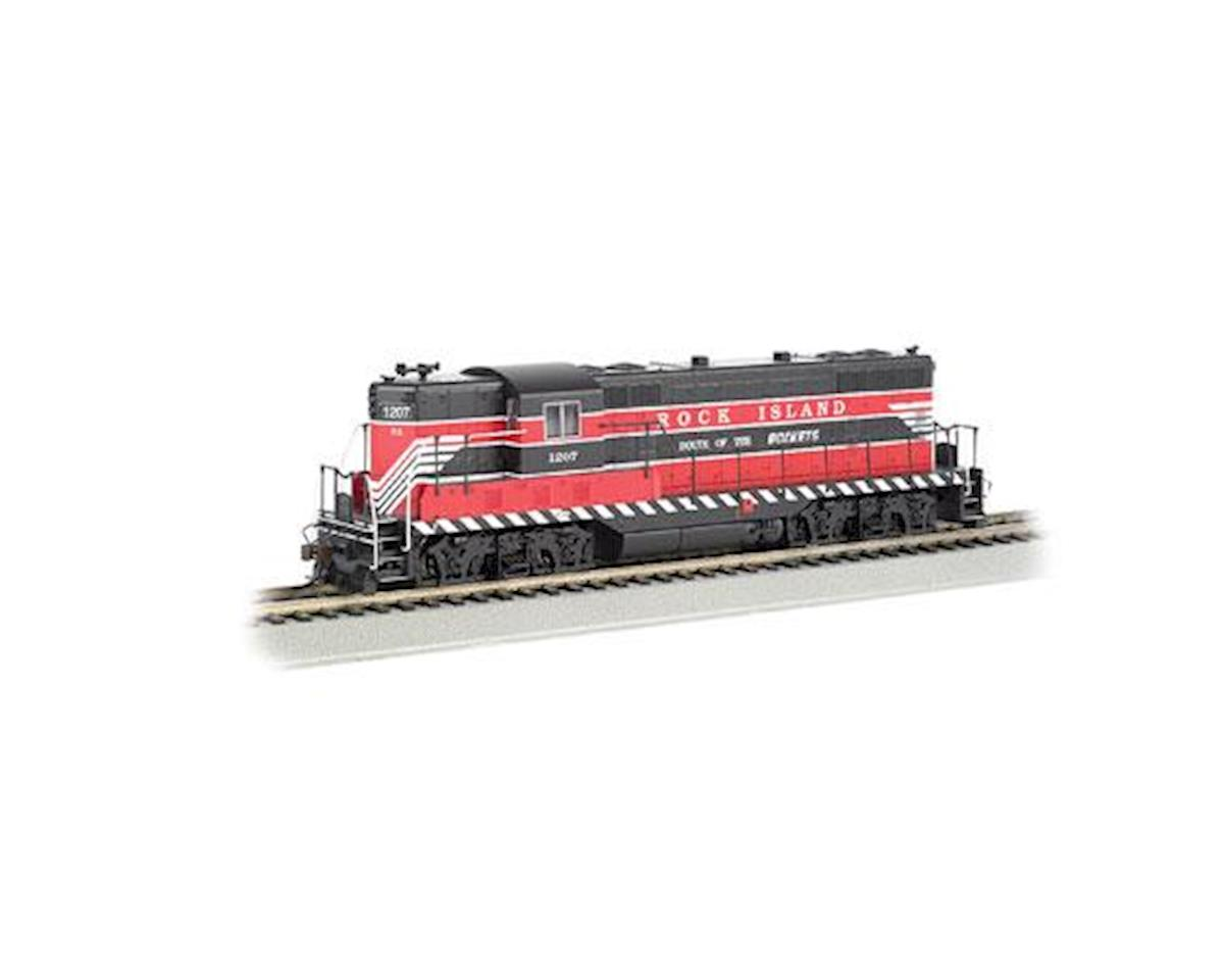 Bachmann HO GP7 w/DCC & Sound Value, RI