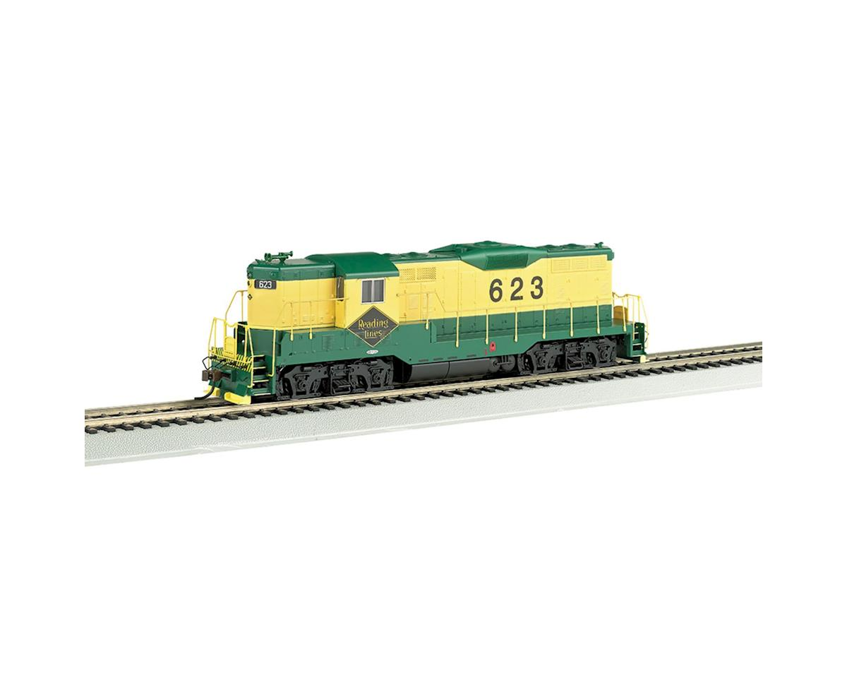 Bachmann HO GP7 w/DCC & Sound Value, RDG