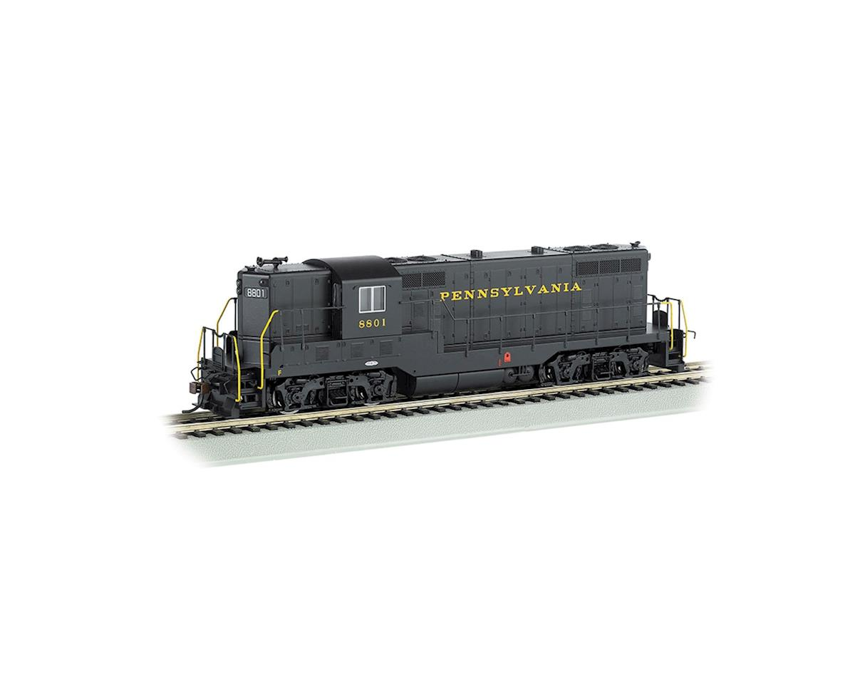 Bachmann HO GP7 w/DCC & Sound Value, PRR