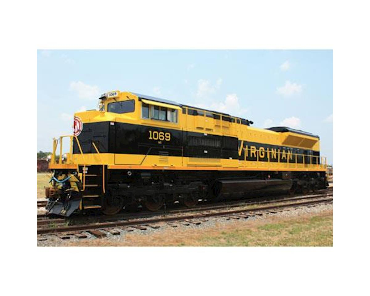 HO SD70ACe, NS/VGN Heritage by Bachmann