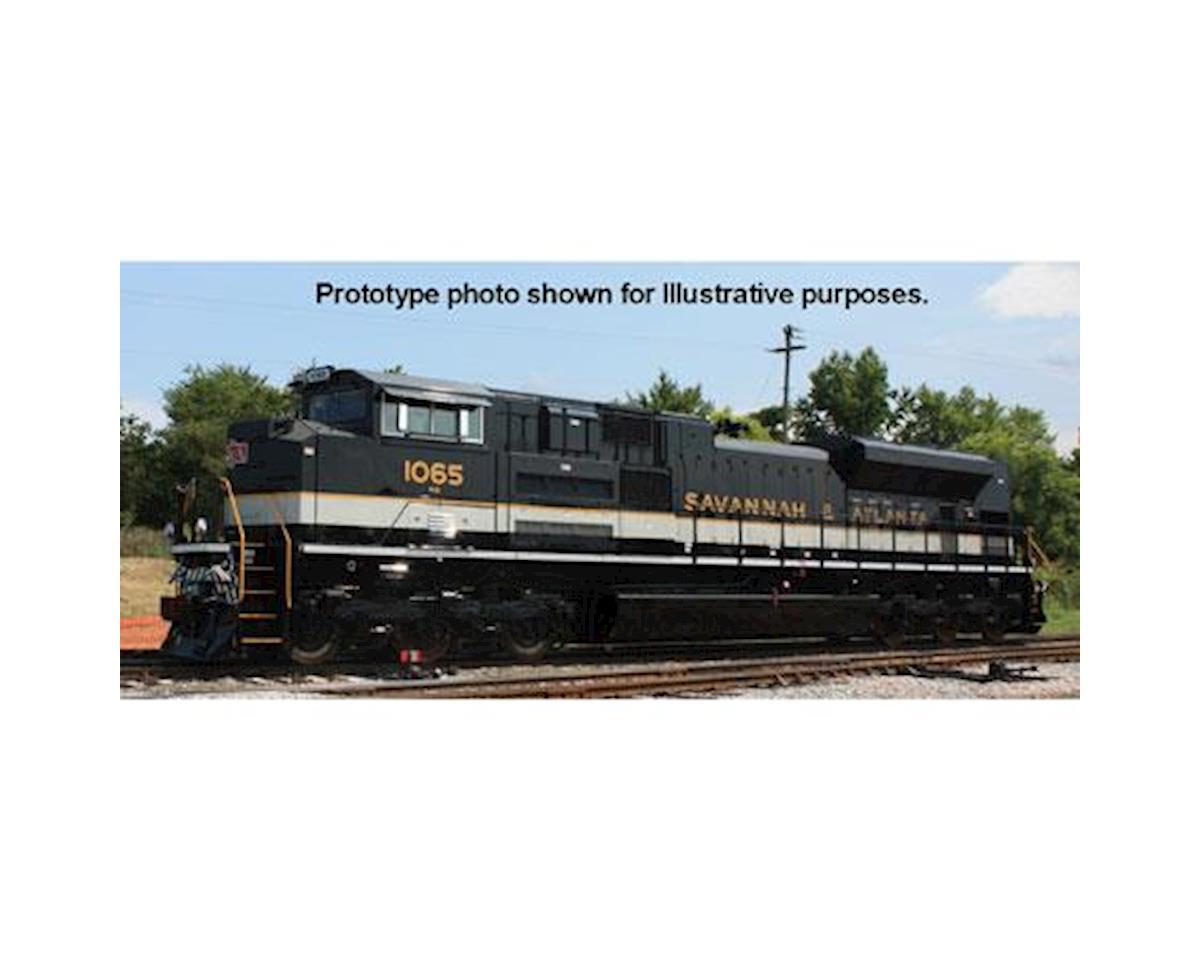 Bachmann HO SD70ACe w/DCC & Sound Value, Savannah & Atlanta