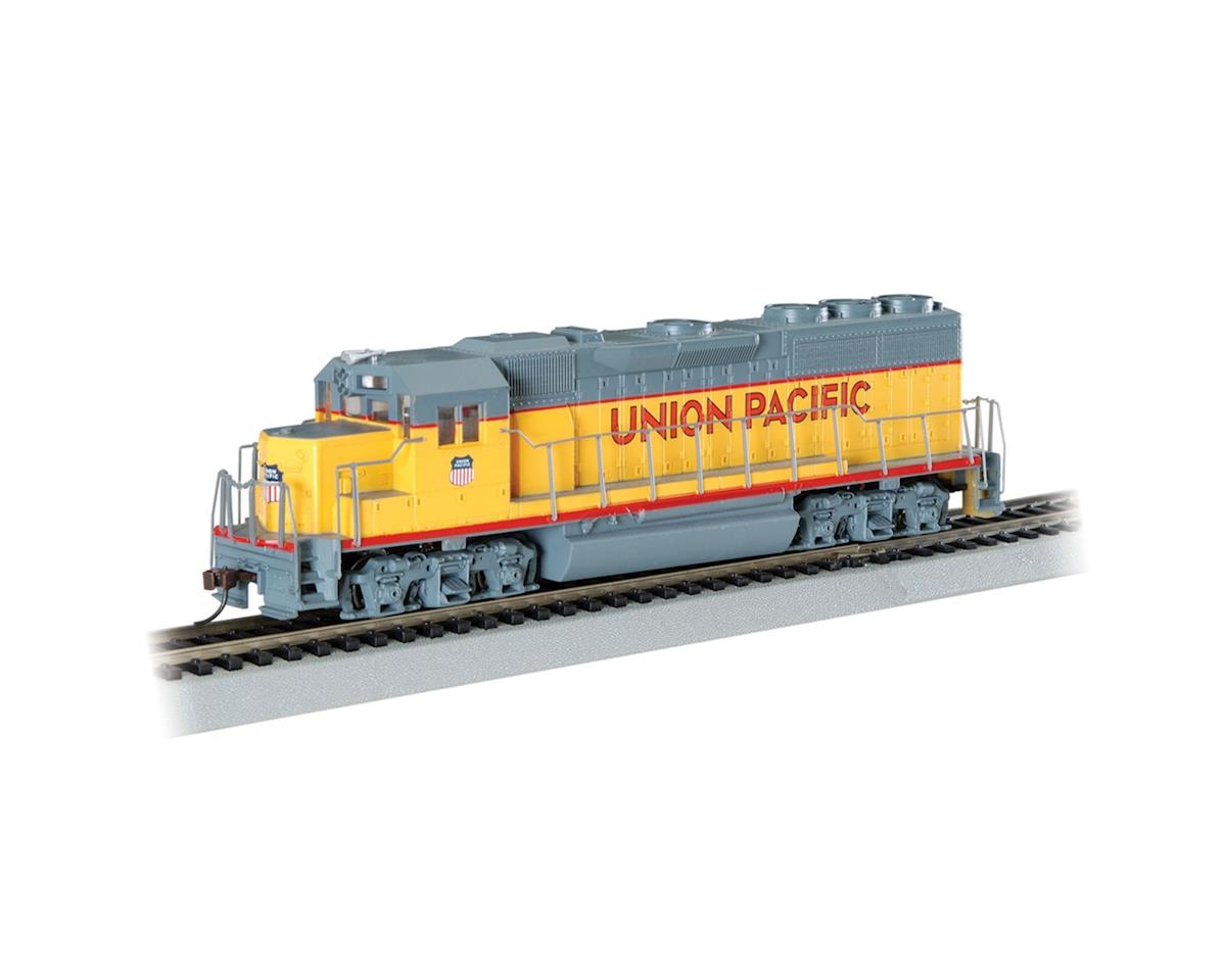 Bachmann HO GP40 w/DCC & Sound Value, UP