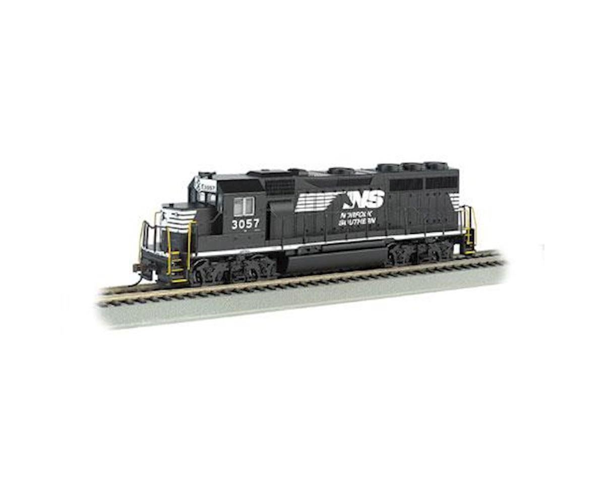 Bachmann HO GP40 w/DCC & Sound Value, NS #3057