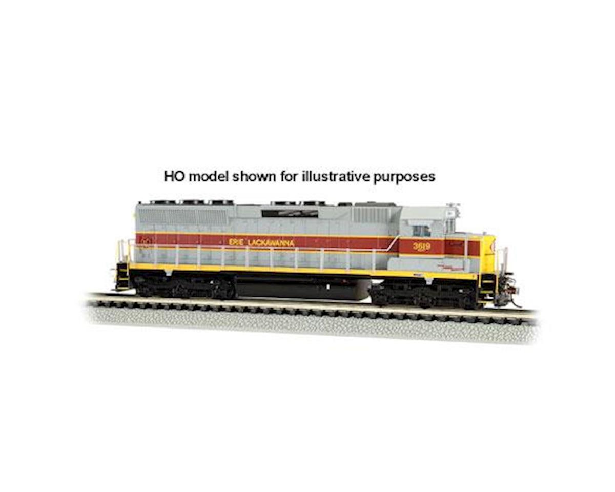Bachmann N SD45 w/DCC & Sound Value, EL #3619
