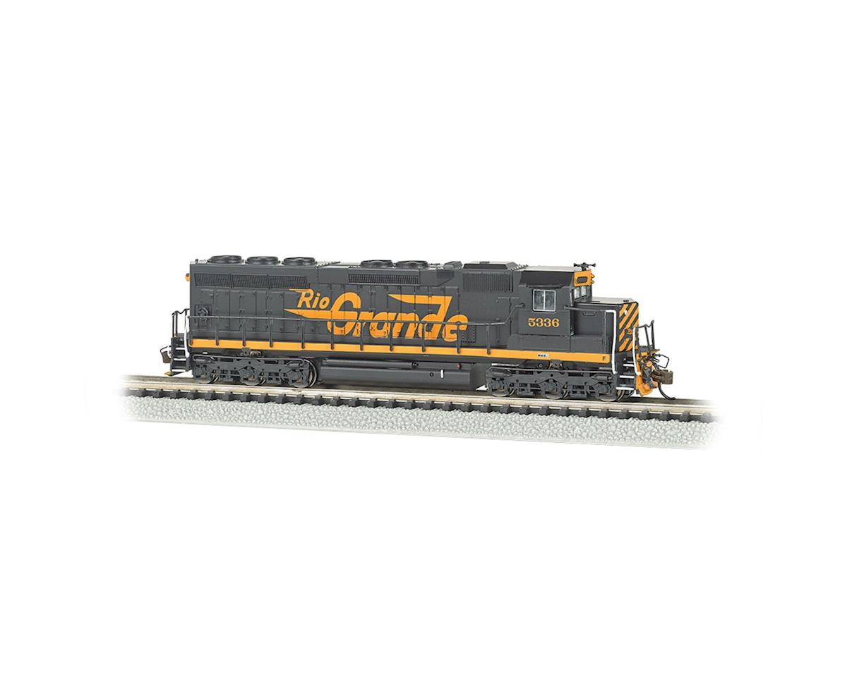 Bachmann N SD45 w/DCC & Sound Value, RGS #5336