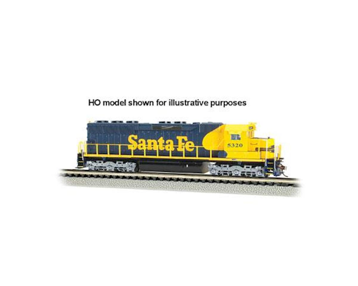 Bachmann N SD45 w/DCC & Sound Value, SF #5320