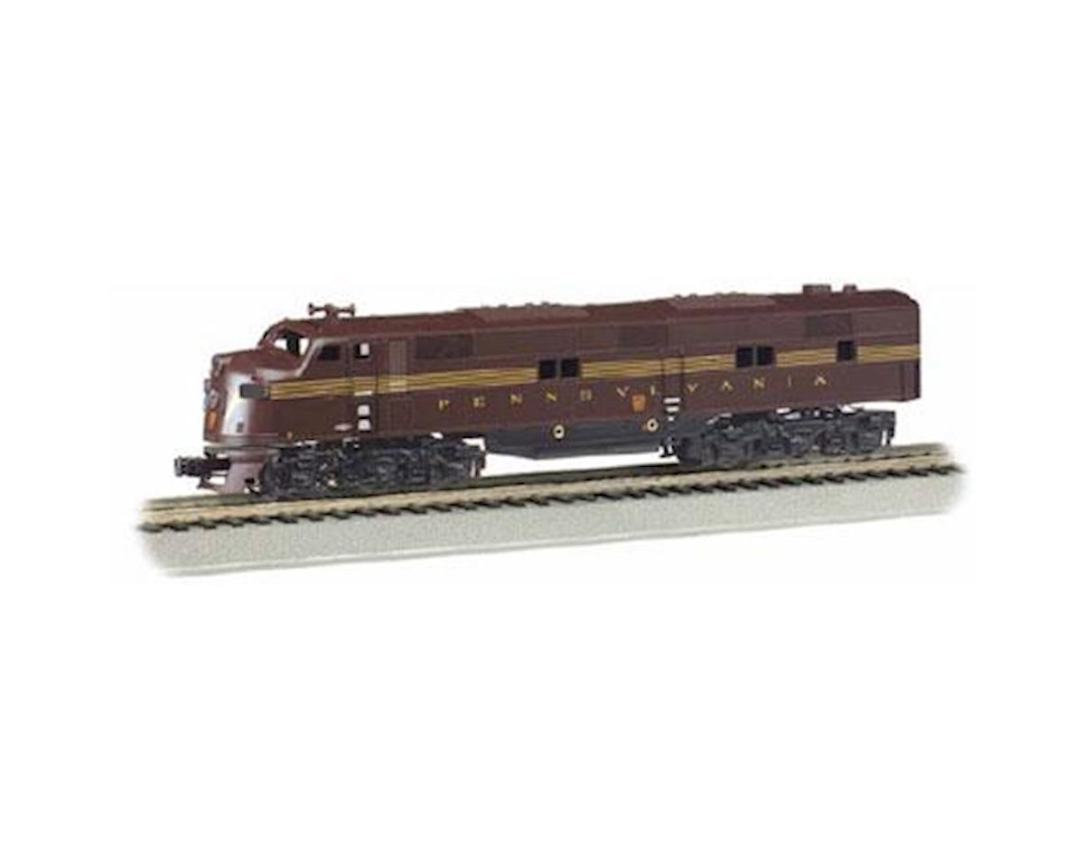 Bachmann HO E7-A w/DCC & Sound Value, PRR/5 Stripe