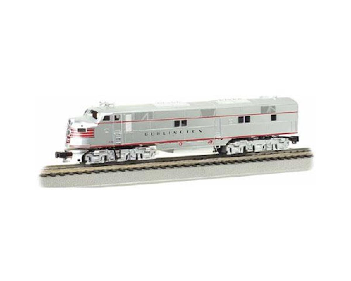 Bachmann HO E7-A w/DCC & Sound Value, CB&Q