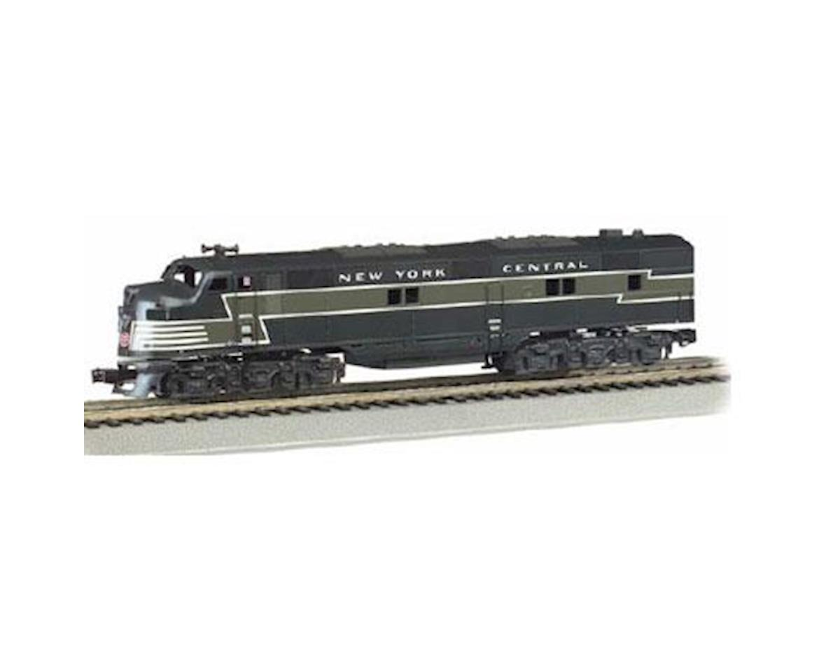 Bachmann HO E7-A w/DCC & Sound Value, NYC