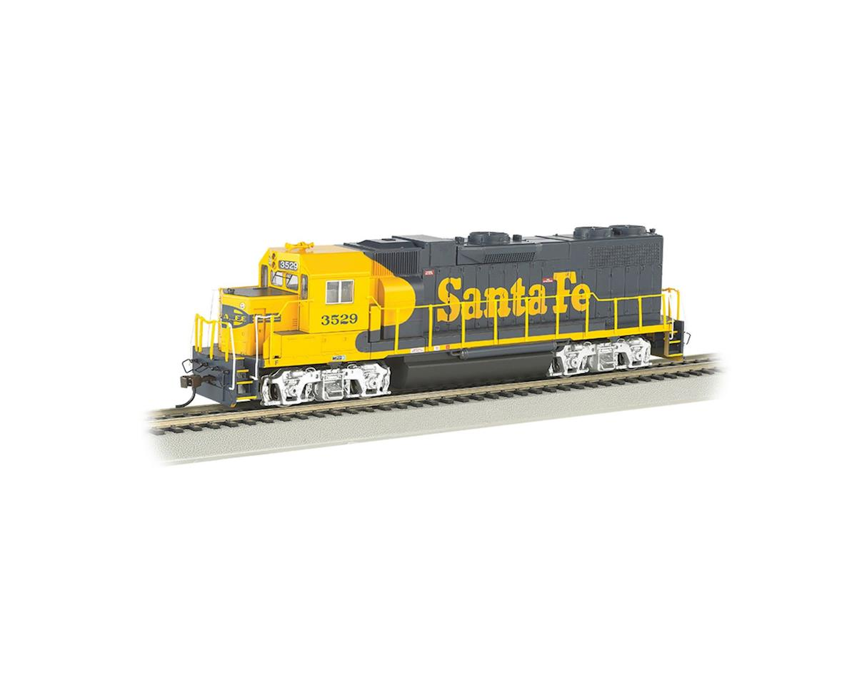 Bachmann HO GP38-2 w/DCC & Sound Value, SF