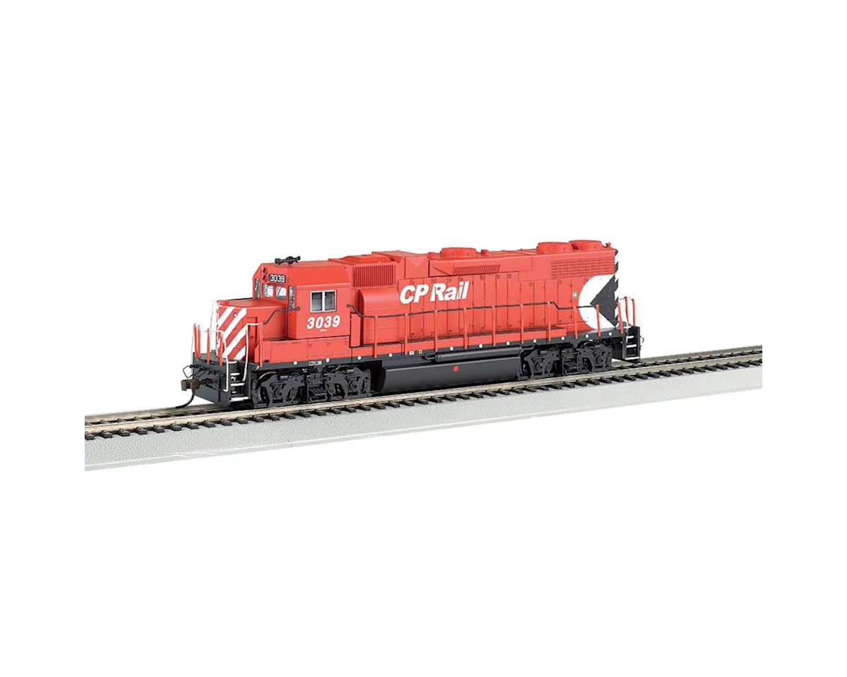Bachmann HO GP38-2 w/DCC & Sound Value, CPR