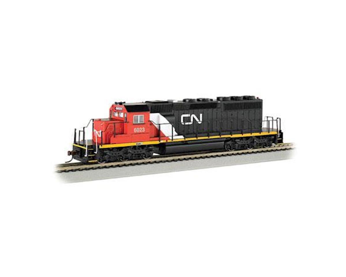 Bachmann HO SD40-2, CN