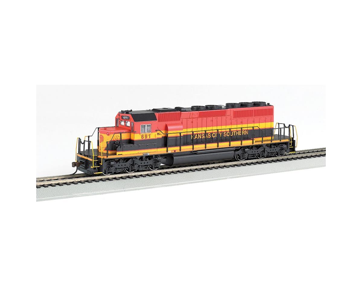 Bachmann HO SD40-2, KCS