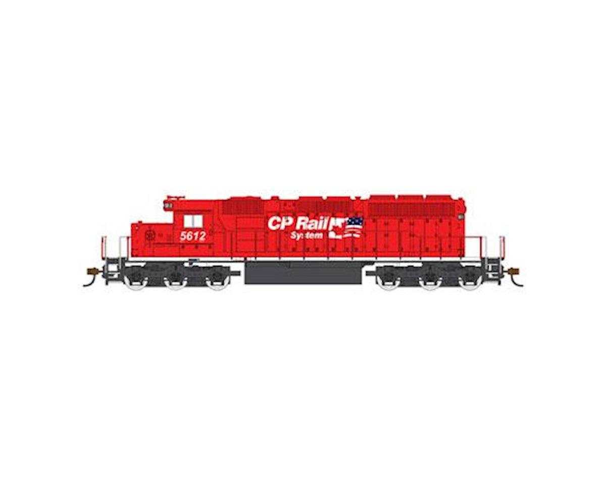Bachmann HO SD40-2 w/DCC & Sound Value, CPR