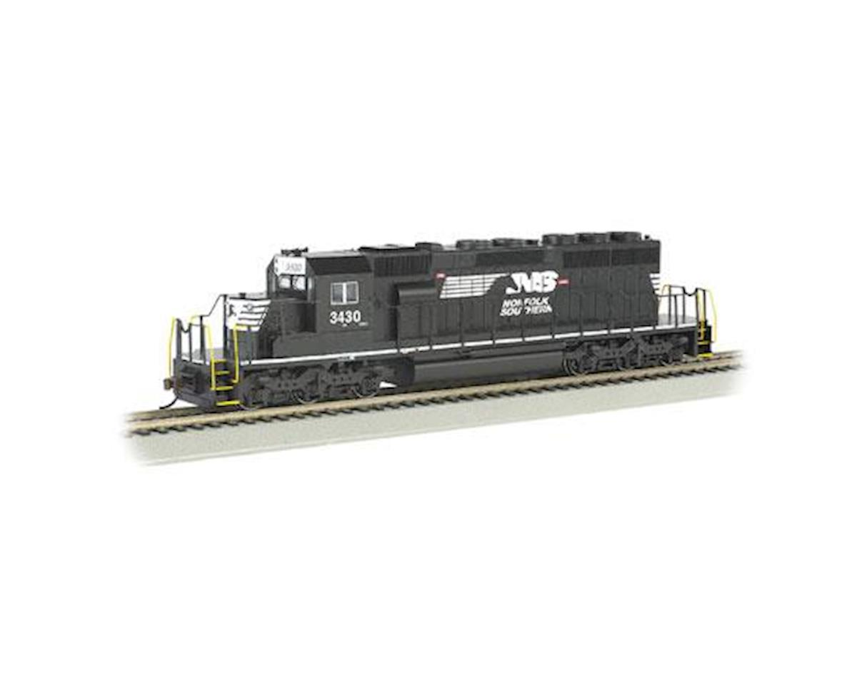HO SD40-2 w/DCC & Sound Value, NS by Bachmann