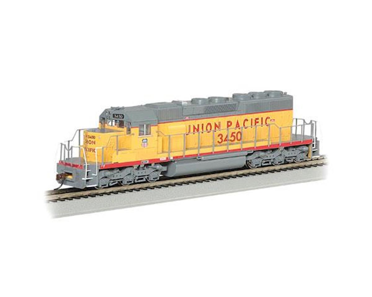 HO SD40-2 w/DCC & Sound Value, UP by Bachmann