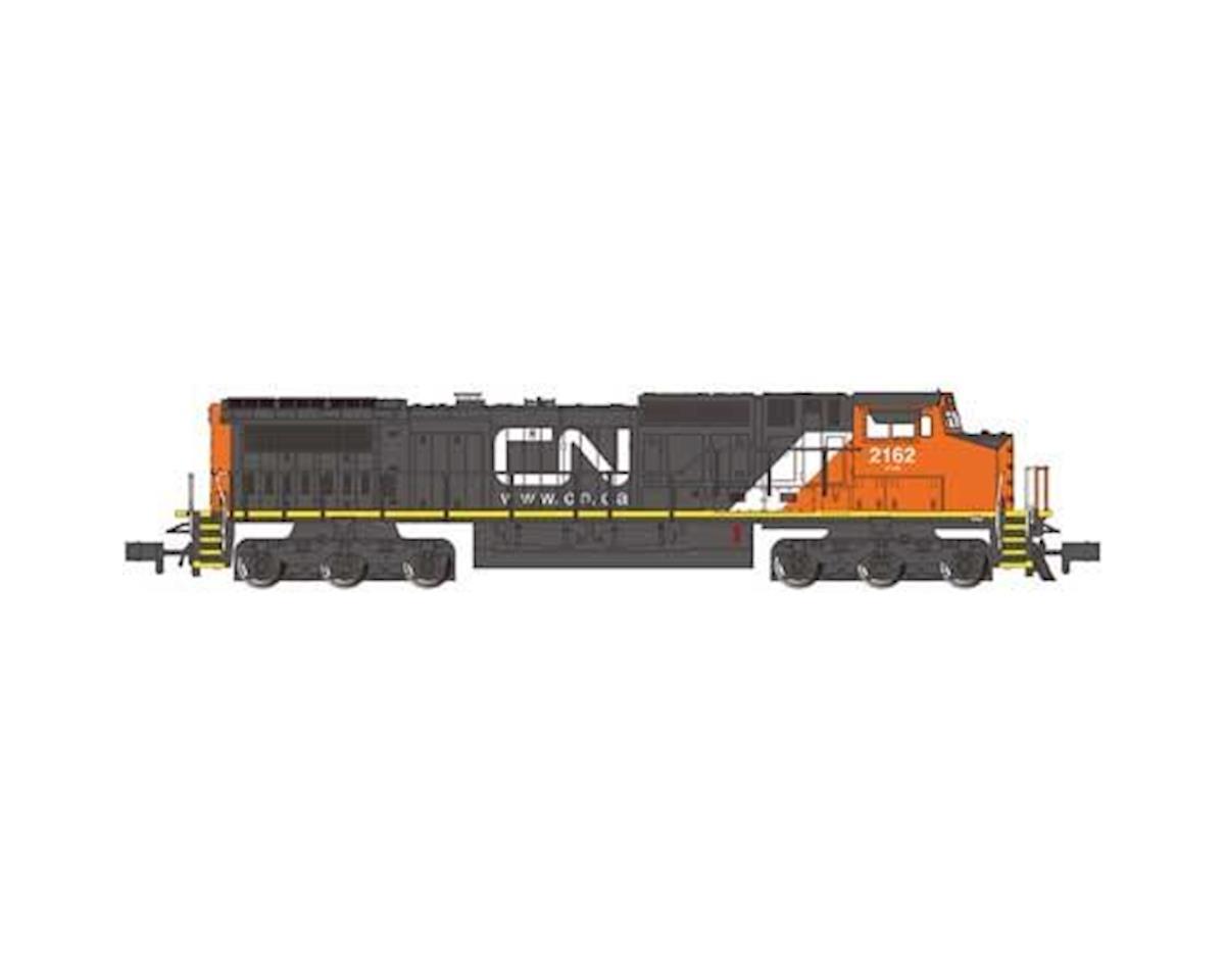 Bachmann N CN GE DASH 8 40CW 2162