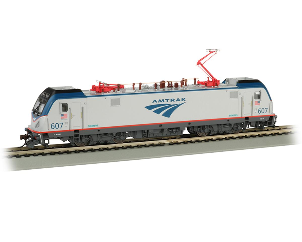 Bachmann Amtrak #607 Siemens ACS-64 HO Locomotive w/DCC Sound