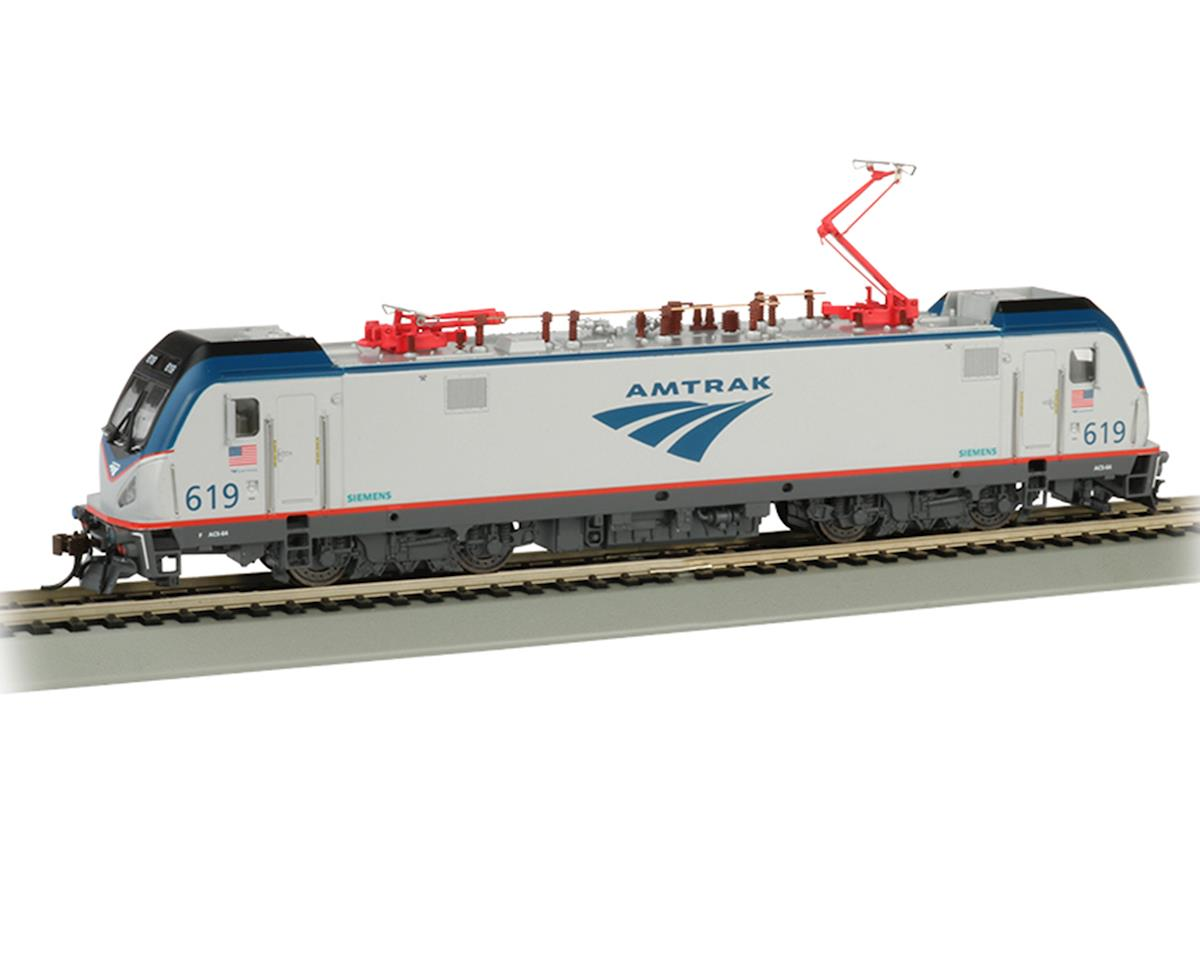 Amtrak #619 Siemens ACS-64 HO Locomotive w/DCC Sound by Bachmann