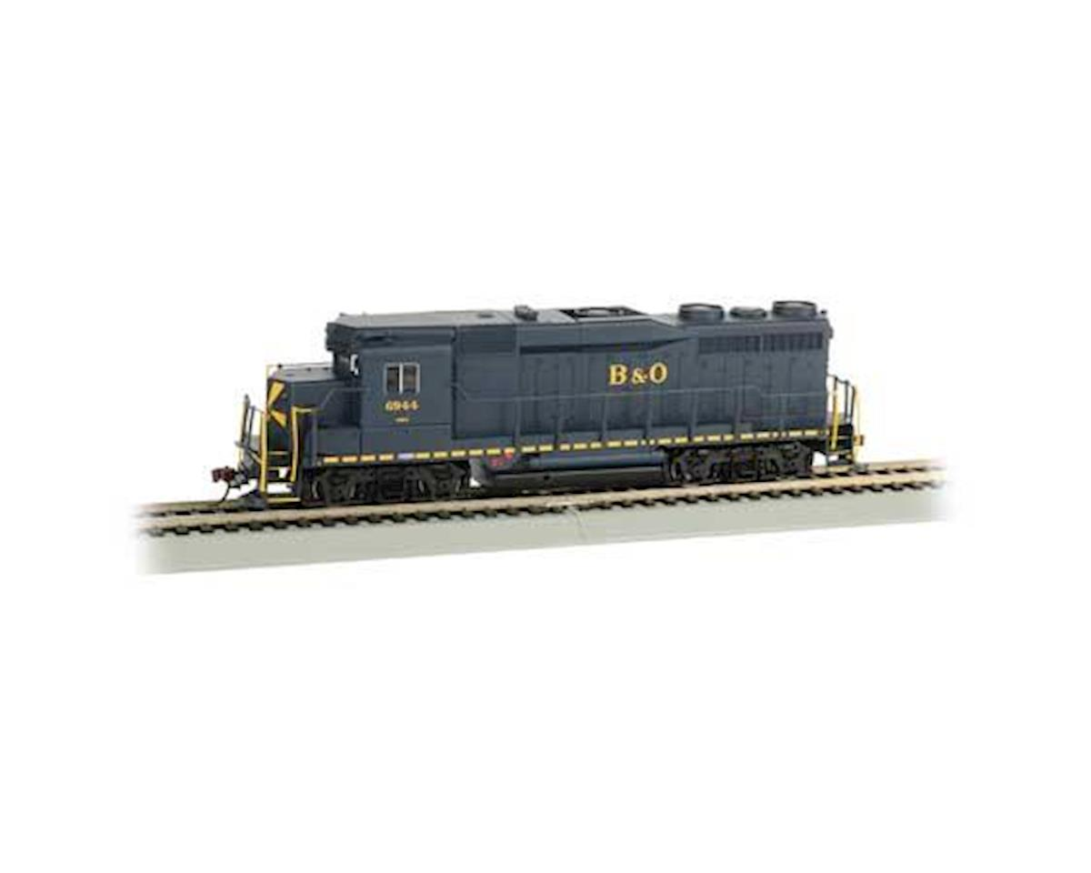 Bachmann HO GP30 w/DCC & Sound Value, B&O/Sunburst #6944